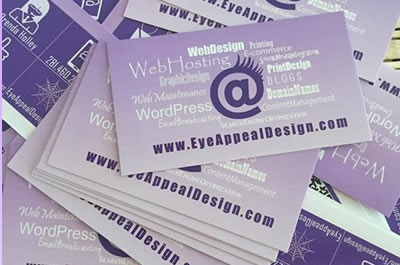 Business Card Design Friendswood